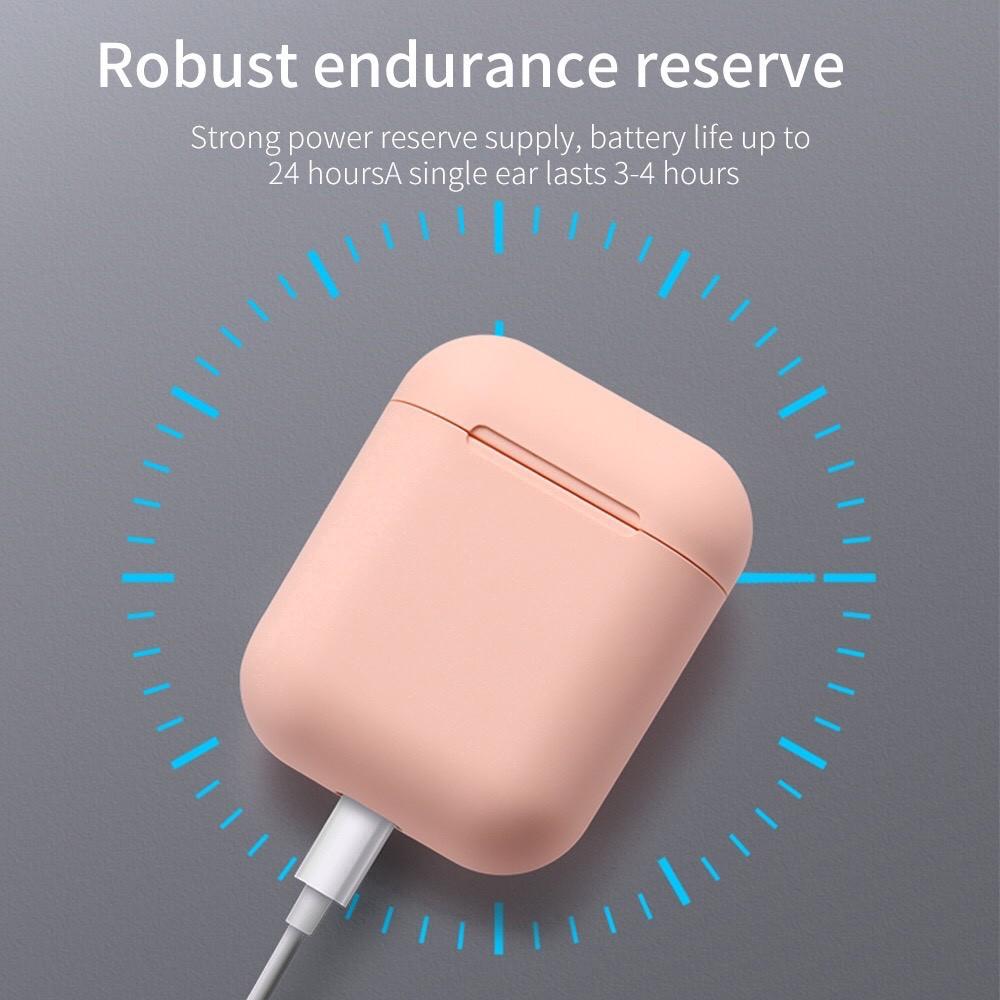 Tai nghe không dây INPODS 12 - Bluetooth 5.1 Pin 3 Tiếng Kèm Hộp Sạc
