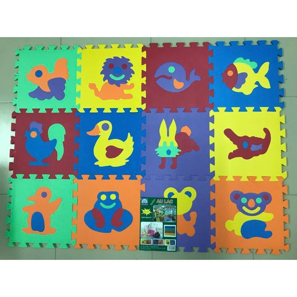 12 miếng thảm xốp Âu Lạc ghép chữ cho bé yêu - 9981087 , 575436581 , 322_575436581 , 130000 , 12-mieng-tham-xop-Au-Lac-ghep-chu-cho-be-yeu-322_575436581 , shopee.vn , 12 miếng thảm xốp Âu Lạc ghép chữ cho bé yêu