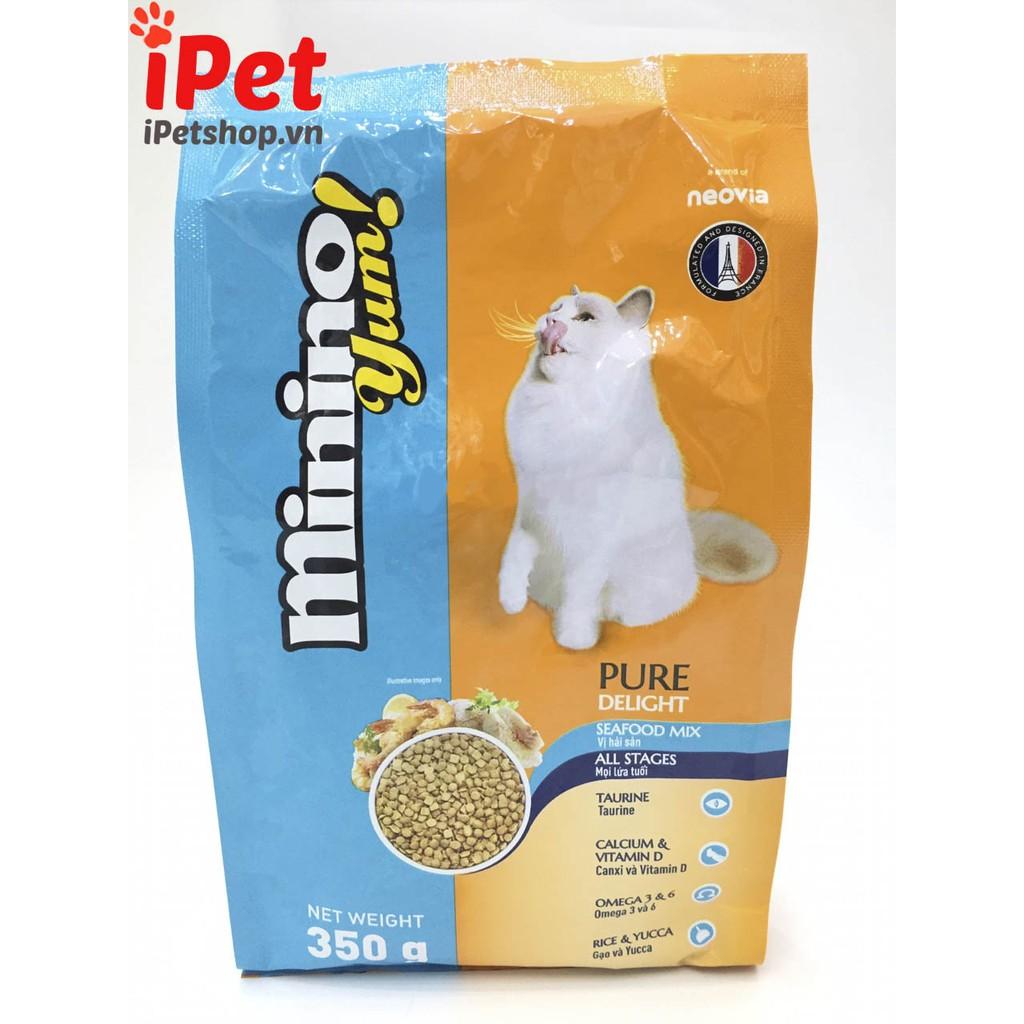[Freeship99k] Thức Ăn Cho Mèo Minino Yum Của Pháp - iPet