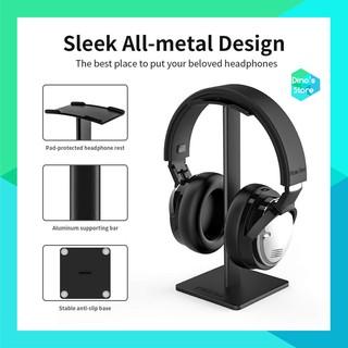 Headphone Stand - Giá treo kiêm giá đỡ tai nghe thân nhôm New Bee