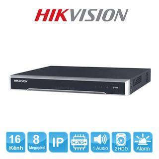 Đầu ghi hình Camera Ip 16 kênh DS-7616NI-K2 Hikvision chính hãng