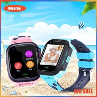 Đồng hồ thông minh Y95 màn hình HD cảm ứng 4D camera 1.3mp có wifi định vị GPS LBS