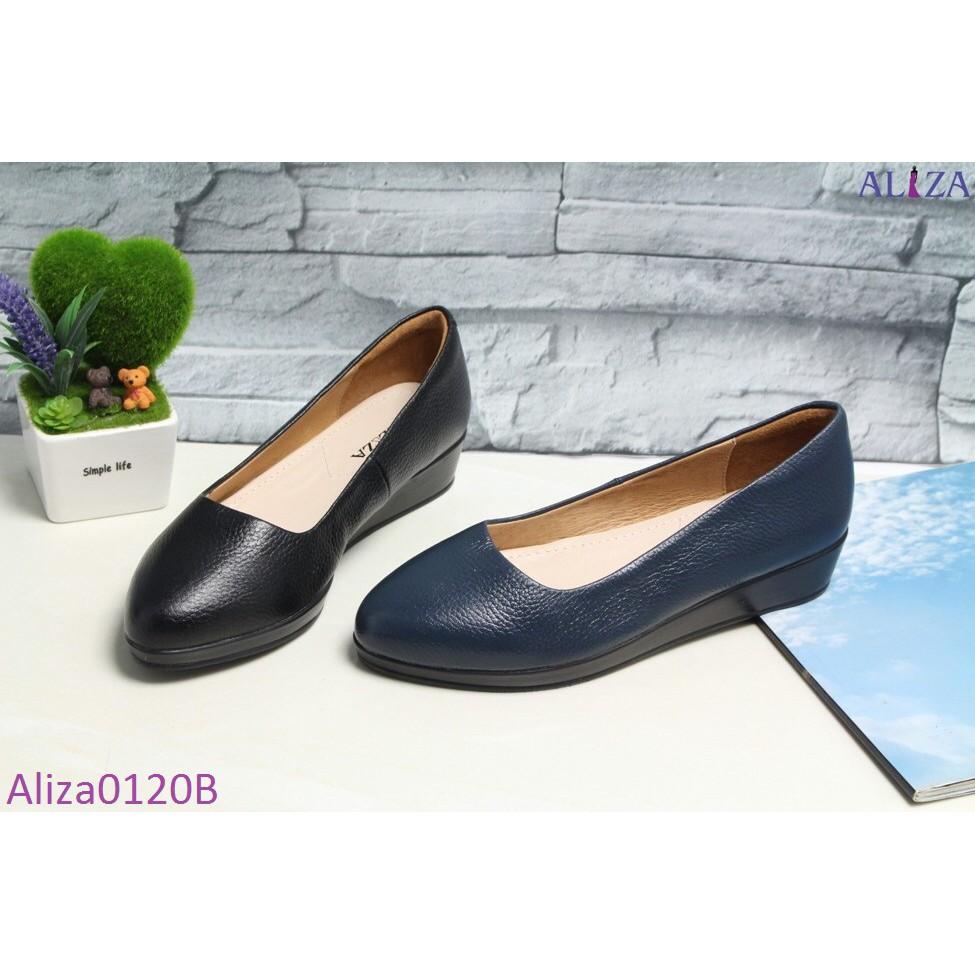 Aliza - Giầy bệt da bò 0120B