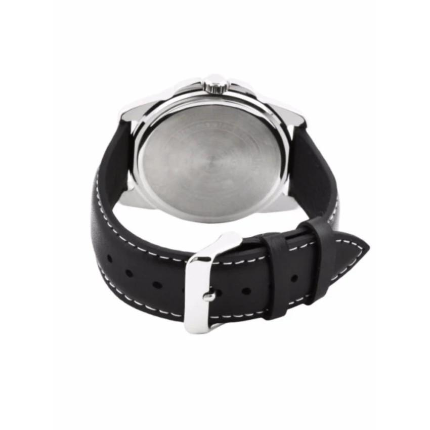 Đồng hồ nam dây da Casio chính hãng Anh Khuê MTP-1314L-8AVDF