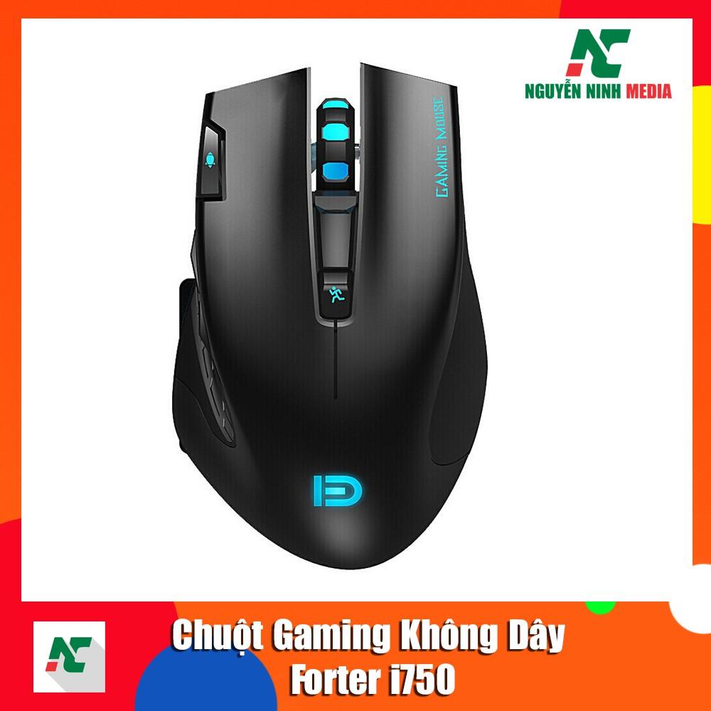 Chuột Gaming không dây Forter i750 LED RGB 3000DPI - 14927283 , 2429279436 , 322_2429279436 , 290000 , Chuot-Gaming-khong-day-Forter-i750-LED-RGB-3000DPI-322_2429279436 , shopee.vn , Chuột Gaming không dây Forter i750 LED RGB 3000DPI