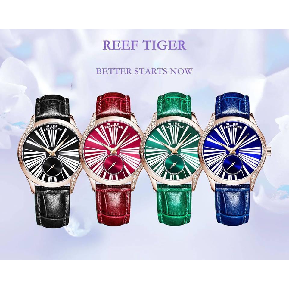 Đồng Hồ Nữ Reef Tiger Love Highness RGA1561-PNN