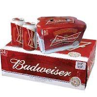 Bia Budweiser thùng - Bia Mỹ