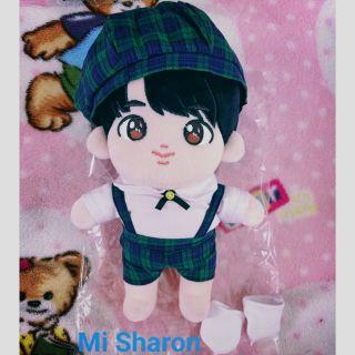 Fullset Star Jin BTS doll 20cm