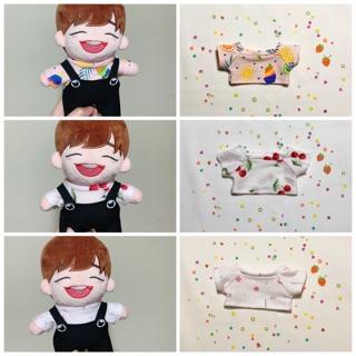 (Ord) Áo cho doll 15&20cm
