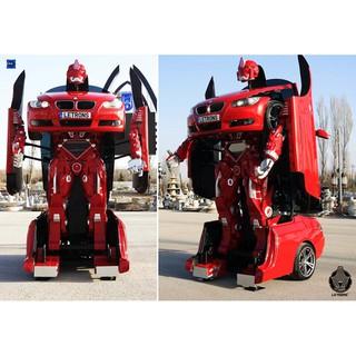 Siêu xe điều khiển biến hình Iron Man Ưu Đãi Giảm Giá Sản Phẩm