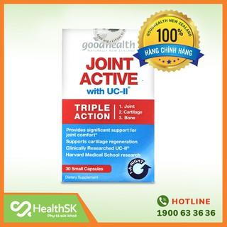Viên phục hồi sụn khớp Goodhealth Joint Active UCII – (có tem Qr code xác thực)