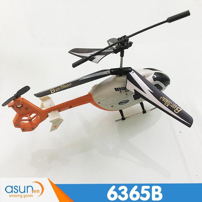 Máy bay trực thăng điều khiển Sky Hawk 3.5ch 6365B AS350