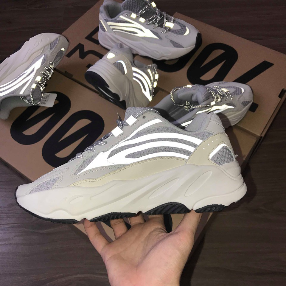 GIÀY Sneakers zy 700 static Phản Quang