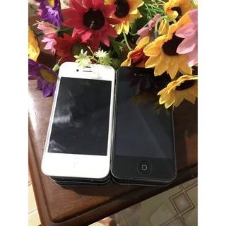 ĐIỆN THOẠI IPHONE 4G QUỐC TẾCŨ