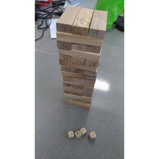Trò chơi rút gỗ 90k