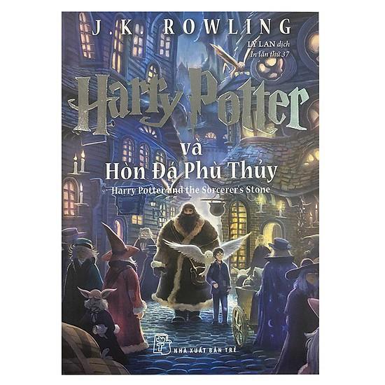 Sách - Harry Potter Và Hòn Đá Phù Thủy - Tập 1