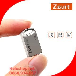 Thẻ nhớ flash USB 32G Zsuit siêu nhỏ cho máy tính,laptop (Có video)
