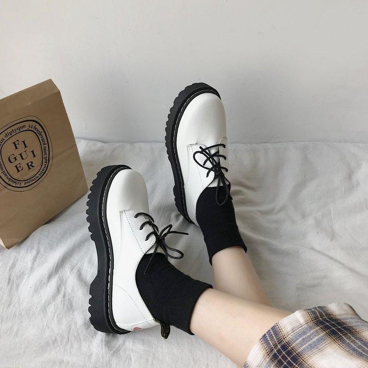 Giày Búp Bê Đế Dày Thời Trang Cho Nữ