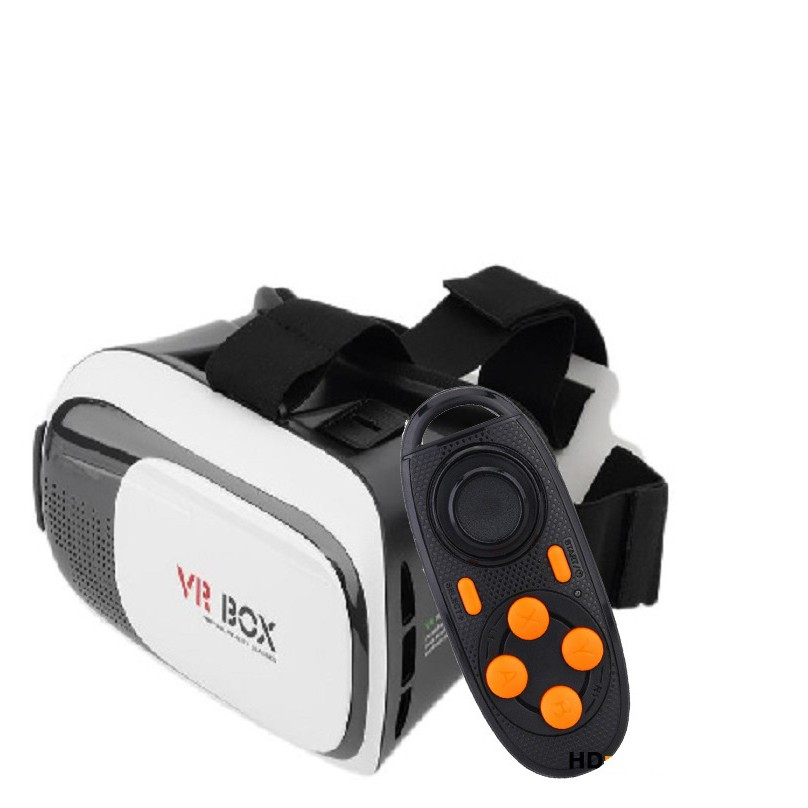 Kính thực tế ảo 3D Vr Box +Tặng tay cầm chơi game F2 - 2638059 , 68206901 , 322_68206901 , 150000 , Kinh-thuc-te-ao-3D-Vr-Box-Tang-tay-cam-choi-game-F2-322_68206901 , shopee.vn , Kính thực tế ảo 3D Vr Box +Tặng tay cầm chơi game F2