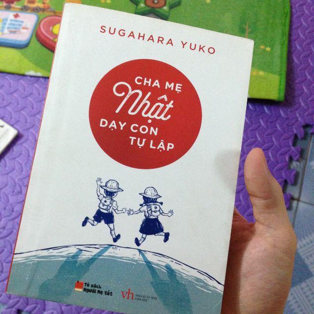 Sách - Cha Mẹ Nhật Dạy Con Tự Lập