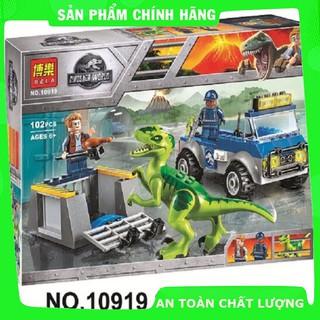 [Giảm giá] Lego xếp hình khủng long bela 10919_Hàng cao cấp