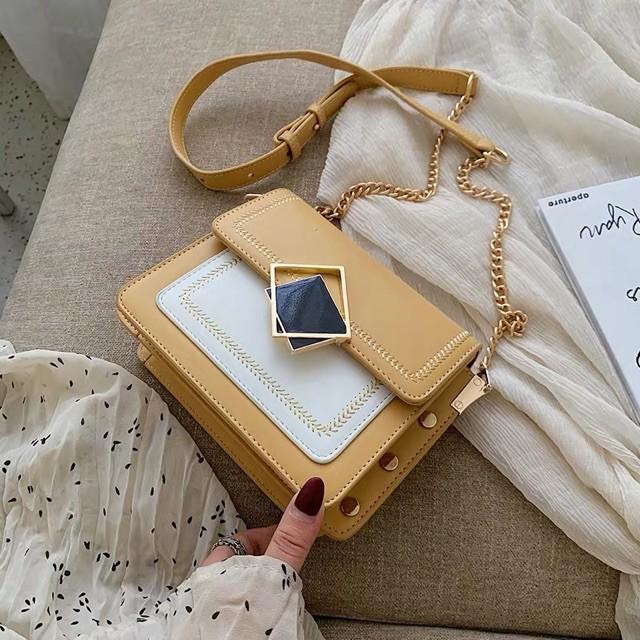 Túi xách đeo chéo nữ đẹp phong cách BINLI DC47