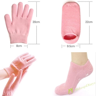 SPA Gel Socks & Gloves Moisturizing Whitening Exfoliating Smooth Care