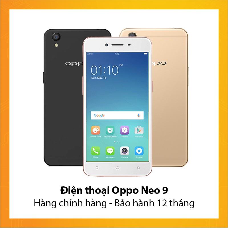 Điện thoại Oppo Neo 9 (A37) - Hàng chính hãng - Bảo hành 12 tháng