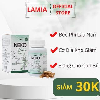 Giảm cân cấp tốc an toàn hiệu quả chính hãng NEKO SLIM