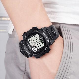 Đồng hồ thể thao SYNOKE LED đa chức năng chống thấm nước 30M
