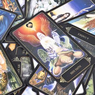 Aiary 81 Dreams of Gaia Tarot Tarot cards