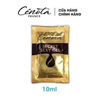 Gói dung dịch vệ sinh phụ nữ Cenota Secret Sexy Gel 10ml - C37A 3