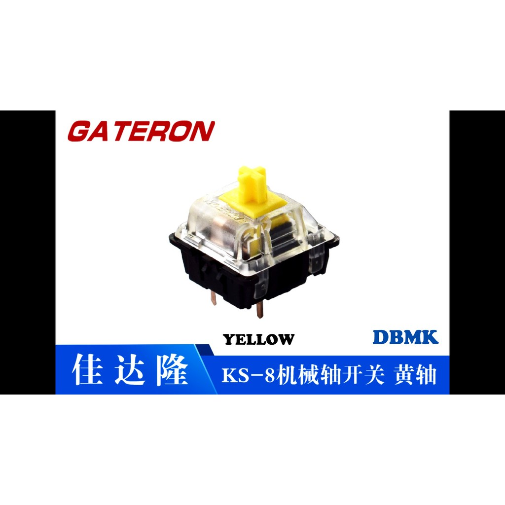 Gateron Yellow