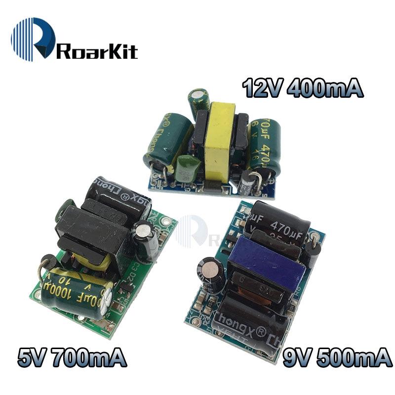 Mô Đun Giảm Áp 5v 700ma (3.5W) 12v 400ma 9v 500ma 4.5w Cho Arduino Ac-Dc