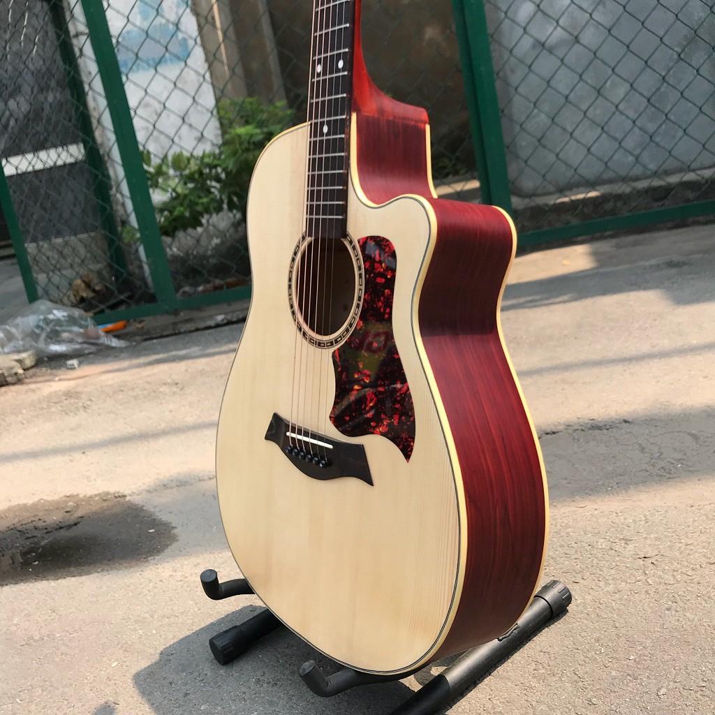 Đàn guitar+ bao da