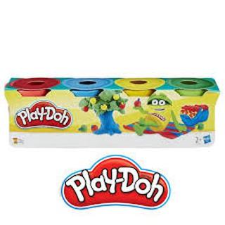 Bộ bột nặn 4 màu Play-Doh (23241)