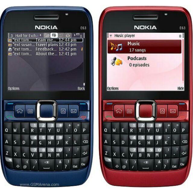 Điện Thoại Nokia E63 Kèm Pin và Sạc - 3244327 , 1347514364 , 322_1347514364 , 500000 , Dien-Thoai-Nokia-E63-Kem-Pin-va-Sac-322_1347514364 , shopee.vn , Điện Thoại Nokia E63 Kèm Pin và Sạc