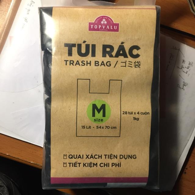 Túi rác đen tự huỷ sinh học