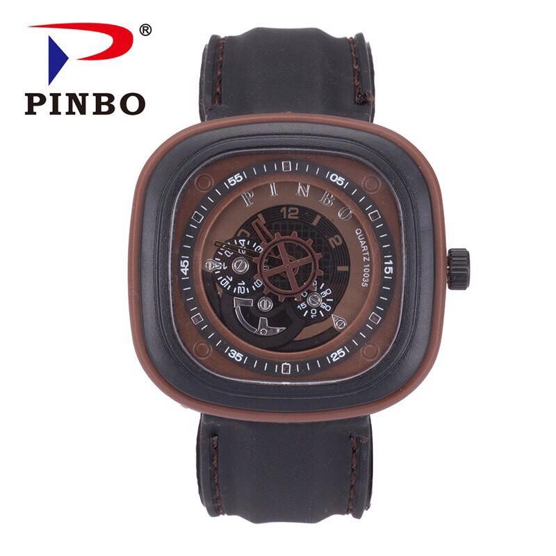 (Giá sỉ) Đồng hồ thời trang nam PINBO cá tính