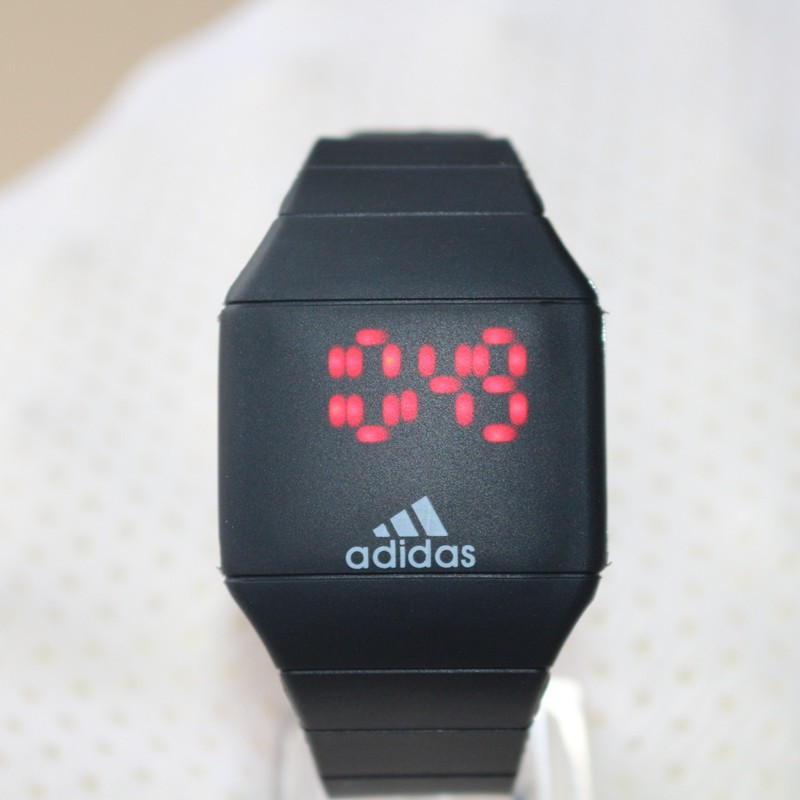 Touch Screen Electronic Watch Sports and Leisure Men's Watch Student Fashion LED Electronic Watch