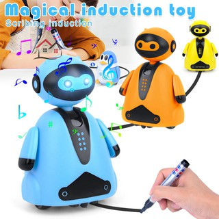 HYP Educational Pen Inductive Toy Follow Any Drawn Line Cute Gift for Children Kids @VN