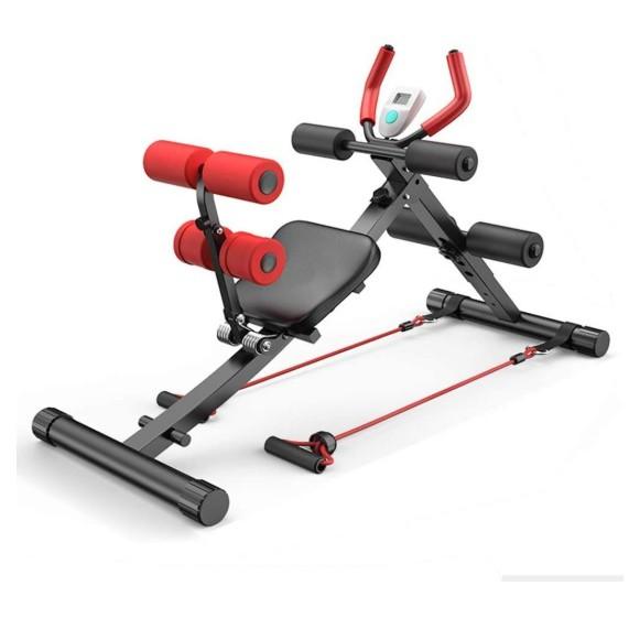 Máy tập thể dục đa năng - máy tập gym, tập bụng và các nhóm cơ chính tại nhà