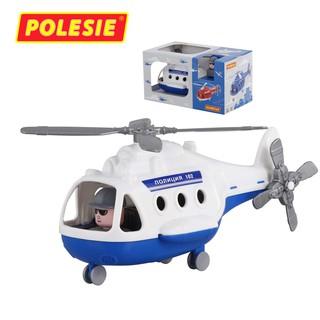 Máy bay trực thăng cảnh sát Alphađồ chơi – Polesie Toys