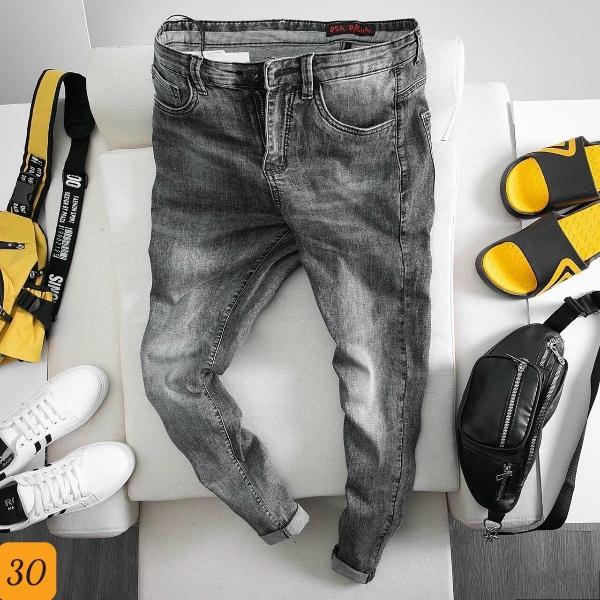 Quần jean nam cao cấp, chất liệu jean ( bò ) mềm mịn, from chuẩn, có nhiều mẫu đẹp đi...