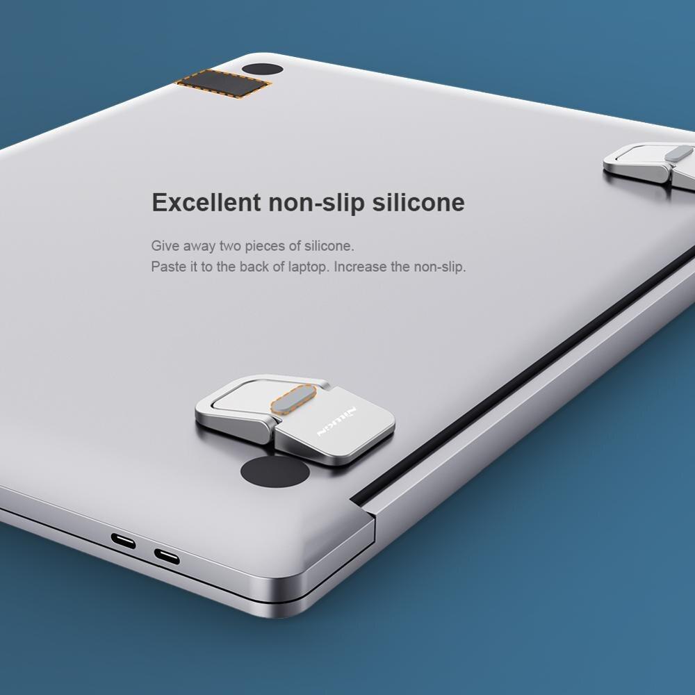 Giá Đỡ Laptop Nillkin Bolster Portable Stand Thoát Nhiệt Chống Nóng