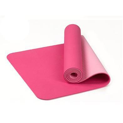 Thảm TPE 6mm 2 Lớp Tập Gym Yoga Cao Cấp