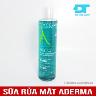 Sữa rửa mặt Aderma Phys-AC [A-derma Phys-AC] thumbnail
