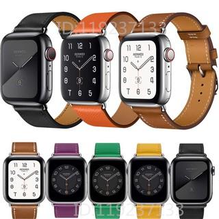 Dây đeo Apple Watch Strap 38/40mm 42/44mm Da mềm bền cho iWatch Series SE 6/5/4/3/2/1