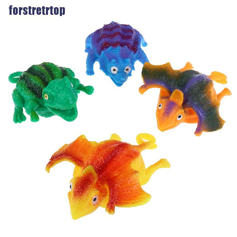 【FSTTTOP】1Pc Dinosaur Antistress Inflatable Animal Toys Squeeze Soft Balloon P