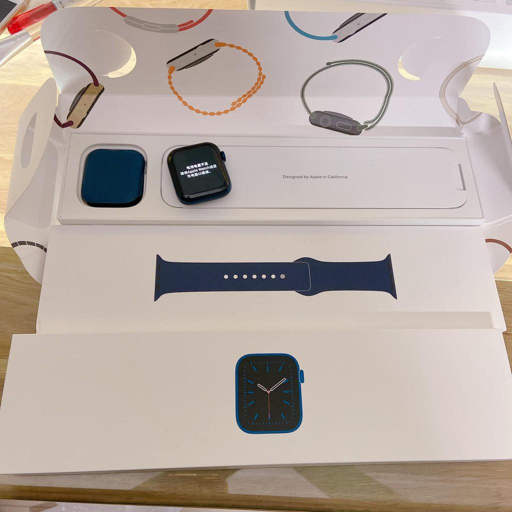 Đồng Hồ Apple Watch Series 6 40   44Mm Gps Chính Hãng Vna Newseal Mới 100% Chưa Active Bảo Hành 24 Tháng Hải Iwatch